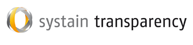 Systain Transparency - Logo